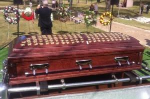 chris kyle casket